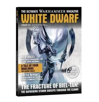 Купите White Dwarf February 2017 в интернет-магазине Лавка Орка. Доставка по РФ от 3 дней