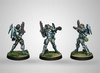 """Купите Kirpal Sighn, Akalis Sergeant  (Assault Pistol, Combi Rifle) в интернет-магазине """"Лавка Орка"""". Доставка по РФ от 3 дней."""