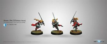 """Купите Jeanne d'Arc v2 (Mobility Armor) (Spitfire) в интернет-магазине """"Лавка Орка"""". Доставка по РФ от 3 дней."""