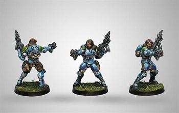 """Купите Lieutenant Stephen Rao, Bagh-Mari Unit (Combi Rifle) в интернет-магазине """"Лавка Орка"""". Доставка по РФ от 3 дней."""