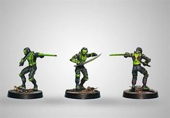"""Купите Ninja (CCW Shock) в интернет-магазине """"Лавка Орка"""". Доставка по РФ от 3 дней."""