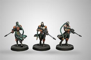 """Купите Набор миниатюр  Imperial Agent, Pheasant Rank (Sniper) в интернет-магазине """"Лавка Орка"""". Доставка по РФ от 3 дней."""