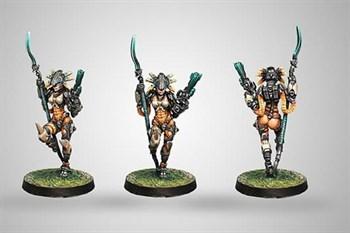 Купите Набор миниатюр Neema Saatar, Ectros Regiment Officer (Combi Rifle, Light RL) в интернет-магазине «Лавка Орка». Доставка по РФ от 3 дней.