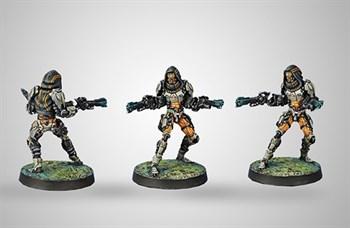 Купите Набор миниатюр Kotail Mobile Unit (Combi Rifle x2) в интернет-магазине «Лавка Орка». Доставка по РФ от 3 дней.