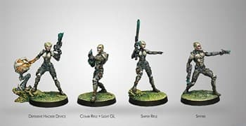 Купите Набор миниатюр Kamael Light Infantry в интернет-магазине «Лавка Орка». Доставка по РФ от 3 дней.