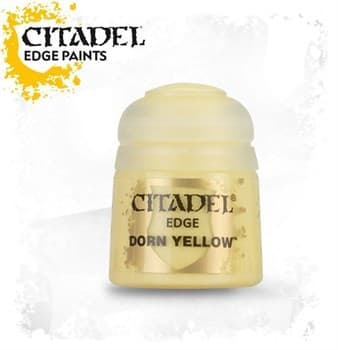 EDGE: DORN YELLOW (12ML)