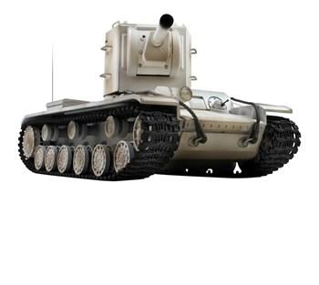 Танк  КВ-2,белый камуфляж (1:72)