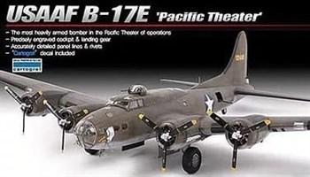 Самолёт  USAAF B-17E Pacific Theater  (1:72)