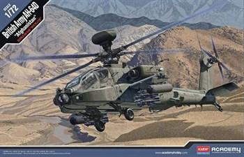 Вертолет  British Army AH-64 Afghanistan  (1:72)