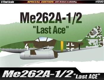 "САМОЛЕТ ME262A-1/2 ""LAST ACE"" (1:72)"