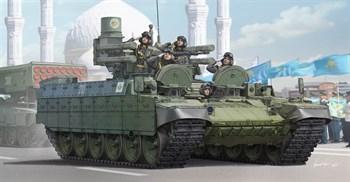 """Танк  БМПТ """"Терминатор"""" (Казахстанская армия) (1:35)"""