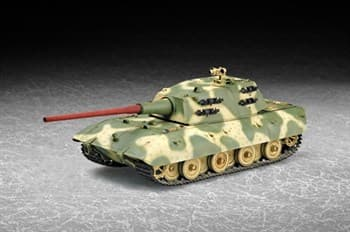 Танк  German E-100 Super Heavy Tank  (1:72)