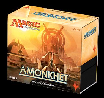 Набор Bundle издания «Amonkhet» (Амонхет) на английском языке (eng)
