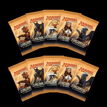 10 Бустеров издания «Амонхет» на русском языке (rus)