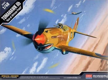 "САМОЛЕТ P-40C ""ТОМОГАВК"" II B (1:48)"