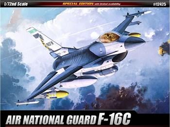"САМОЛЕТ F-16C ""ANG"" (1:72)"