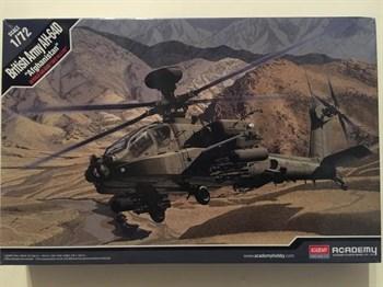 "Вертолет AH-64D ""Апач"" (1:72)"
