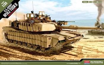Танк  M1A2 SEP TUSKI/TUSKII/V2  (1:35)