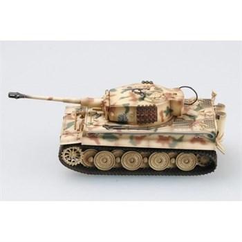 """Танк  """"Тигр"""" I (поздний) """"Тотенкопф"""" 1944 г. (1:72)"""