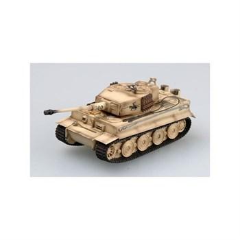 Танк  Tiger I поздний, sPzAbt.505, Россия, 1944г. (1:72)