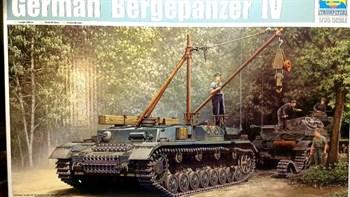 Ремонтно-эвакуационный танк IV (1:35)