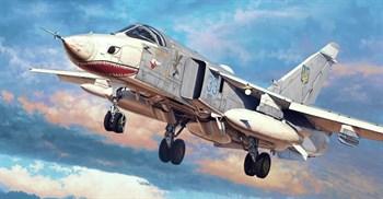 Самолет  Су-24MR Fencer-E (1:72)