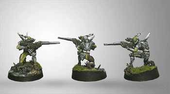 """Купите Набор миниатюр Bagh Mari (Multi Sniper) в интернет-магазине """"Лавка Орка"""". Доставка по РФ от 3 дней."""