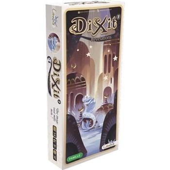 Настольная игра: Диксит 7