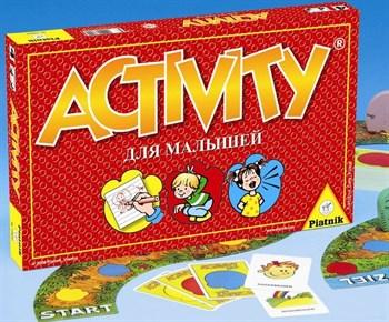 """Оригинальная игра """"Activity для Малышей"""" (с 4-х лет), арт 776441"""
