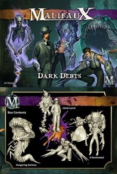 "Купите Dark Debts Crew - Jacob Lynch Box Set в интернет-магазине ""Лавка Орка"". Доставка по РФ от 3 дней."