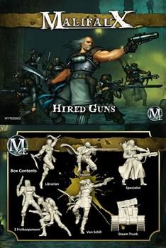 "Купите Hired Guns Crew - Von Schill Box Set в интернет-магазине ""Лавка Орка"". Доставка по РФ от 3 дней."
