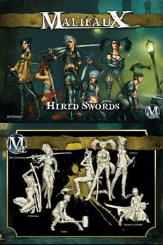 "Купите Hired Swords Crew - Viktoria Box Set в интернет-магазине ""Лавка Орка"". Доставка по РФ от 3 дней."