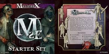 """Купите M2E Starter Box в интернет-магазине """"Лавка Орка"""". Доставка по РФ от 3 дней."""