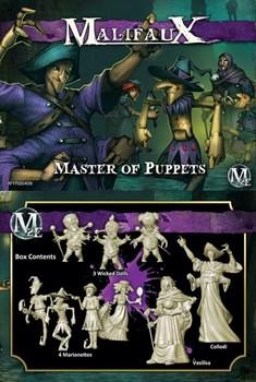 """Купите Master of Puppets - Collodi Box Set в интернет-магазине """"Лавка Орка"""". Доставка по РФ от 3 дней."""