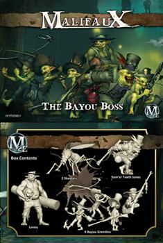 """Купите The Bayou Boss Crew-Som'er Box в интернет-магазине """"Лавка Орка"""". Доставка по РФ от 3 дней."""