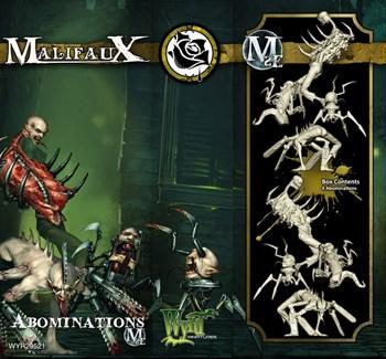 """Купите Abominations в интернет-магазине """"Лавка Орка"""". Доставка по РФ от 3 дней."""