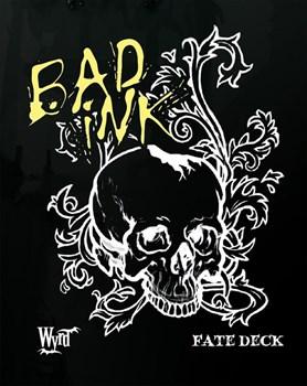 """Купите Bad Ink Fate Deck в интернет-магазине """"Лавка Орка"""". Доставка по РФ от 3 дней."""