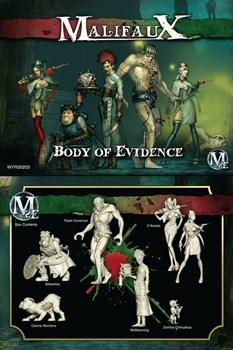 "Купите Body of Evidence Crew - McMourning Box Set в интернет-магазине ""Лавка Орка"". Доставка по РФ от 3 дней."