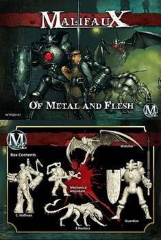 """Купите Of Metal and Flesh Crew - C.Hoffman box в интернет-магазине """"Лавка Орка"""". Доставка по РФ от 3 дней."""