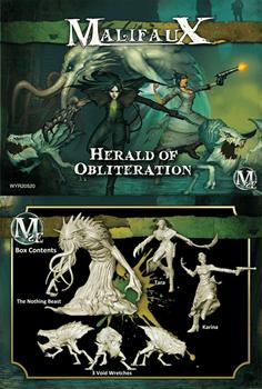 """Купите Herald of Obliteration - Tara Box Set в интернет-магазине """"Лавка Орка"""". Доставка по РФ от 3 дней."""