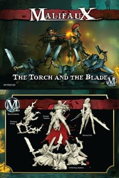 """Купите The Torch and the Blade Crew - Sonnia Criid box в интернет-магазине """"Лавка Орка"""". Доставка по РФ от 3 дней."""