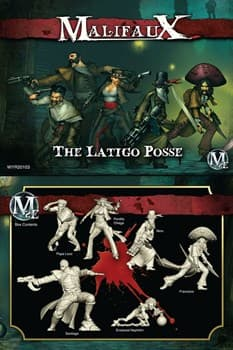"""Купите The Latigo Posse Crew - Perdita Ortega box в интернет-магазине """"Лавка Орка"""". Доставка по РФ от 3 дней."""