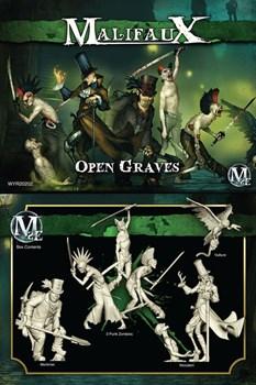 "Купите Open Graves - Nicodem Box Set в интернет-магазине ""Лавка Орка"". Доставка по РФ от 3 дней."