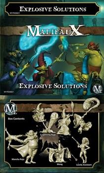 """Купите Explosive Solutions - Wong box в интернет-магазине """"Лавка Орка"""". Доставка по РФ от 3 дней."""