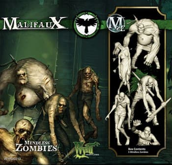 Купите Mindless Zombies в интернет-магазине «Лавка Орка». Доставка по РФ от 3 дней.