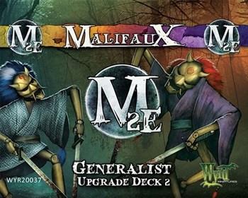 Купите Generalist 2 Upgrade Deck в интернет-магазине «Лавка Орка». Доставка по РФ от 3 дней.