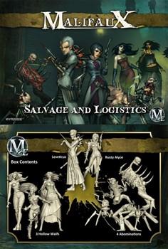 """Купите Salvage and Logistics Crew - Leveticus Box Set в интернет-магазине """"Лавка Орка"""". Доставка по РФ от 3 дней."""