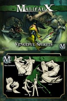 """Купите Vengeful Spirits - Kirai Box Set в интернет-магазине """"Лавка Орка"""". Доставка по РФ от 3 дней."""