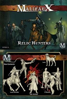 """Купите Relic Hunters Crew - Lucas McCabe box в интернет-магазине """"Лавка Орка"""". Доставка по РФ от 3 дней."""