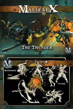 """Купите The Thunder Crew - Misaki Box Set в интернет-магазине """"Лавка Орка"""". Доставка по РФ от 3 дней."""